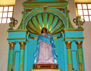Statue of Lady of Loreto
